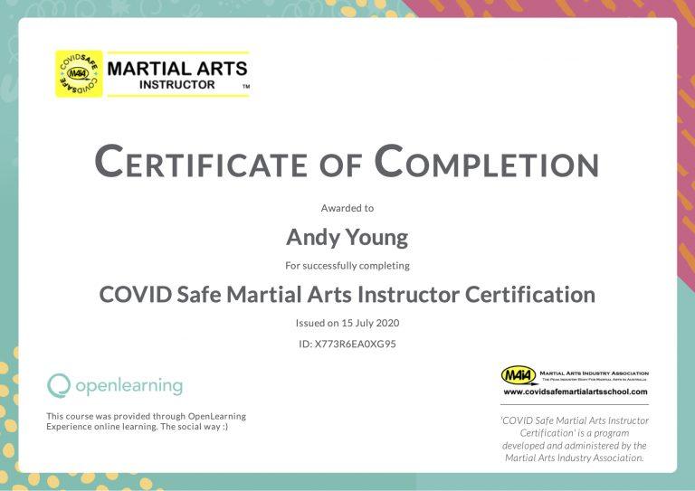 May Covid