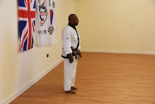 European Chief Instructor Master Nar