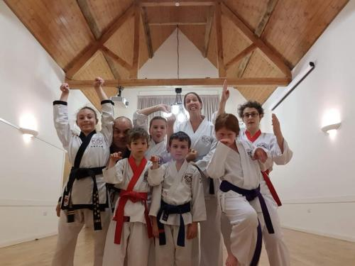 Steeple Claydon Tang Soo Do